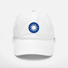 taiwan Coat of Arms Baseball Baseball Cap