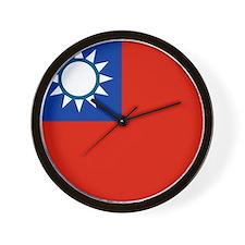 Taiwanese Wall Clock