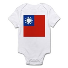 Taiwanese Infant Bodysuit