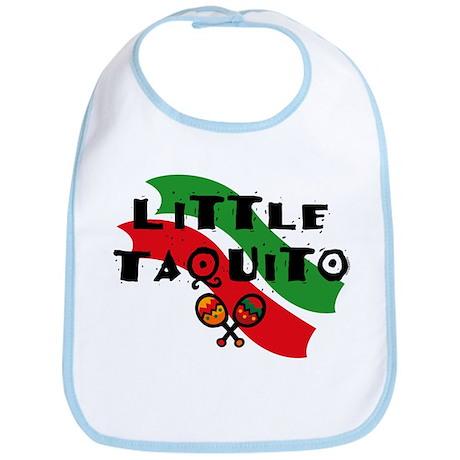 Little Taquito Bib