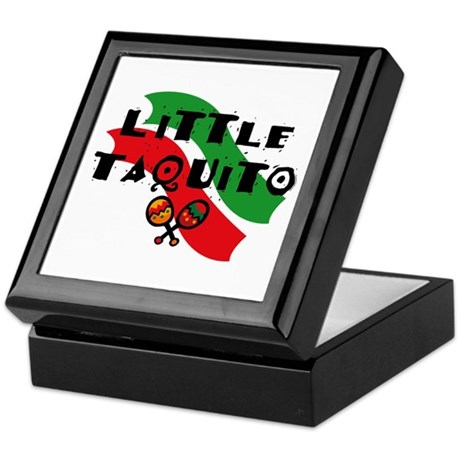 Little Taquito Keepsake Box