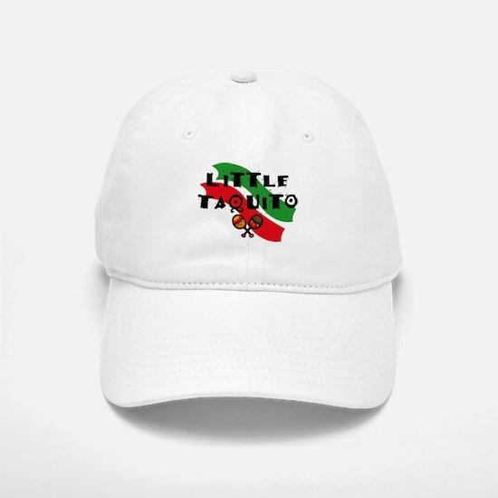 Little Taquito Baseball Baseball Cap