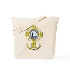 Breezy Pipes Logo Tote Bag