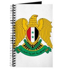 Syria Coat of Arms Journal