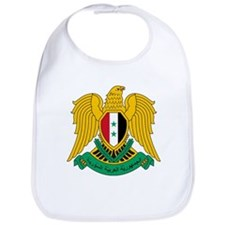 Syria Coat of Arms Bib