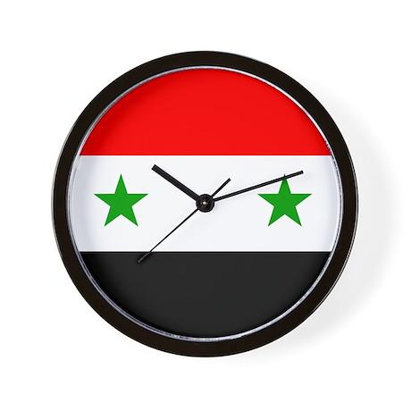 Syrian Wall Clock