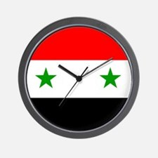 Syrian Wall Clock