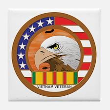 Vietnam Vets Tile Coaster