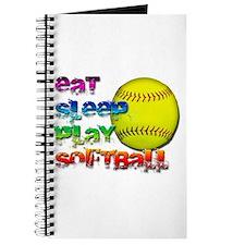 Eat sleep soft 2 Journal