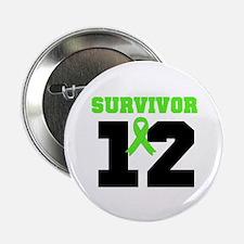 "Lymphoma Survivor 12 Year 2.25"" Button (10 pack)"