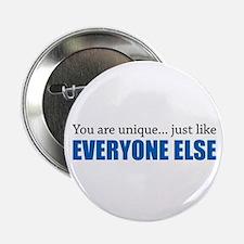 """You Are Unique 2.25"""" Button"""