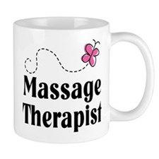 Pretty Massage Therapist Mug