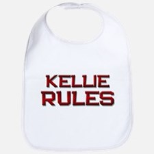 kellie rules Bib