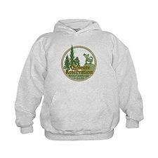 Quileute Wolf Refuge Hoodie