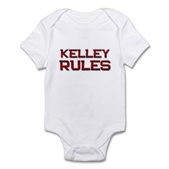 kelley rules Infant Bodysuit