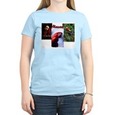 Green Winged Macaws T-Shirt