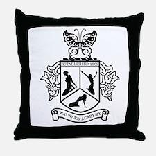 Wayward Academy Throw Pillow