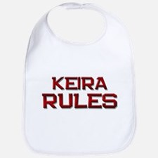 keira rules Bib