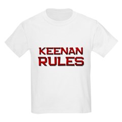 keenan rules T-Shirt