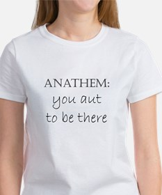 you aut to be there T-Shirt