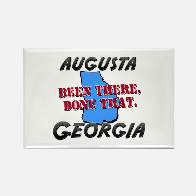 augusta georgia - been there, done that Rectangle