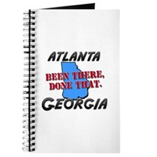 atlanta georgia - been there, done that Journal