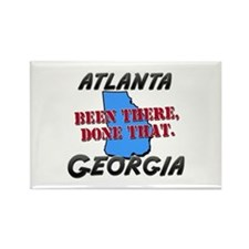 atlanta georgia - been there, done that Rectangle