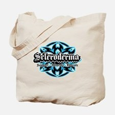 Scleroderma Tribal Tote Bag