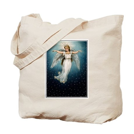 """Guardian Angel"" Tote Bag"