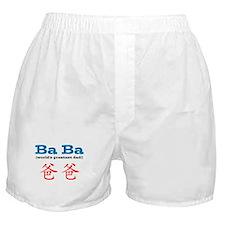 Ba Ba Boxer Shorts
