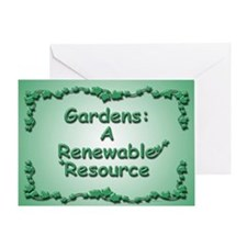 Renewable Greeting Card
