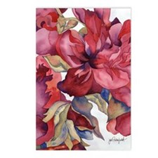 Peonies Postcards (Package of 8)