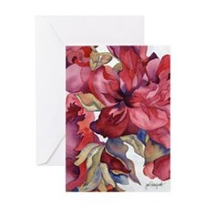 Betsy's Peonies Card