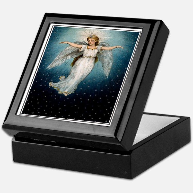 """Guardian Angel"" Keepsake Box"