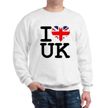 I Heart UK Sweatshirt