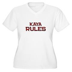 kaya rules T-Shirt