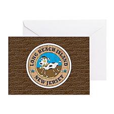 Salty Dog... Greeting Card