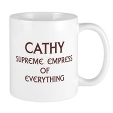 Personalized Cathy Mug