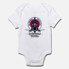 F-4 Infant Bodysuit
