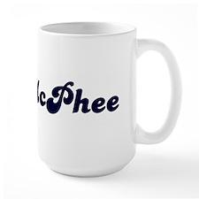 Mrs. McPhee Mug