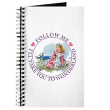 ALICE - FOLLOW ME Journal