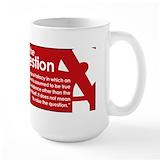 English grammar Large Mugs (15 oz)
