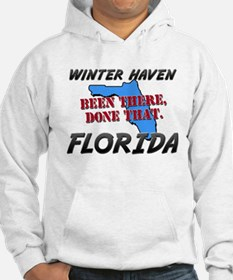 winter haven florida - been there, done that Hoode