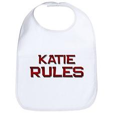 katie rules Bib