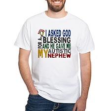 Blessing 5 Autistic Nephew Shirt