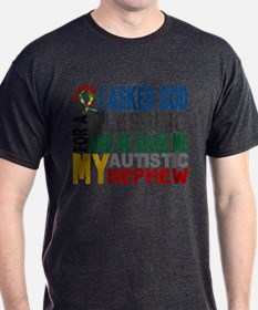Blessing 5 Autistic Nephew T-Shirt