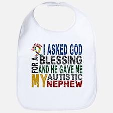 Blessing 5 Autistic Nephew Bib
