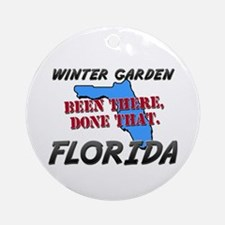 winter garden florida - been there, done that Orna