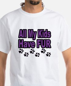 My Kids Have Fur Shirt