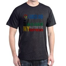 Blessing 5 Autistic Nephews T-Shirt